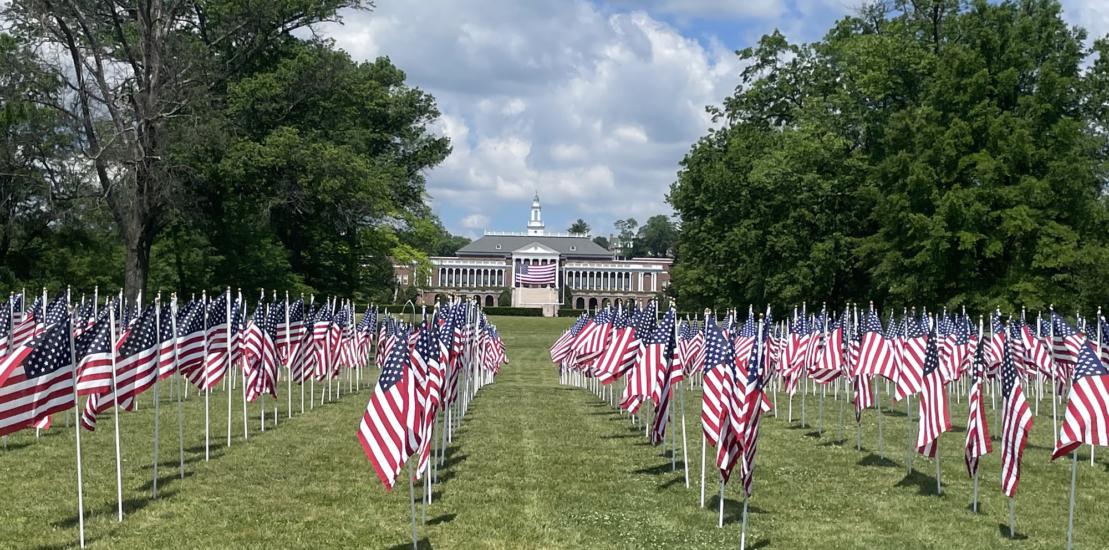 John Handley High School Flags | Winchester, VA